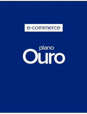 E-Commerce - Plano Ouro