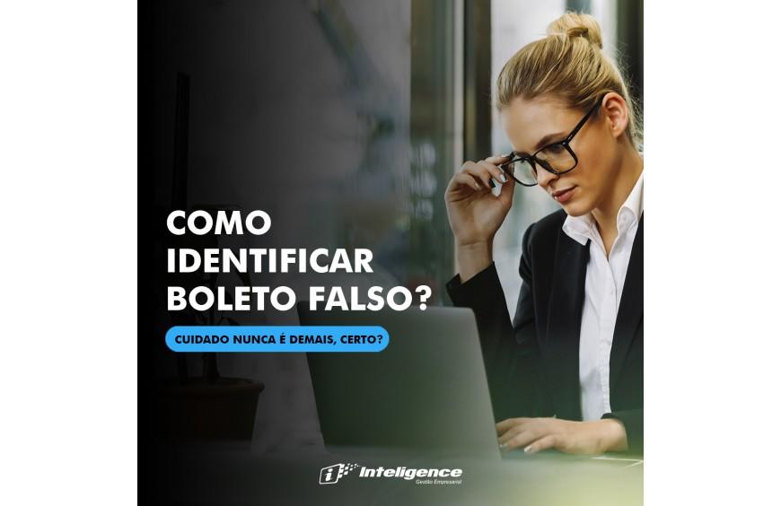 COMO IDENTIFICAR BOLETO FALSO?