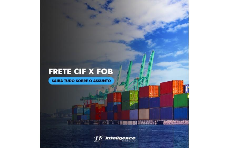 Frete CIF x FOB