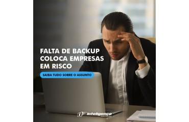 Falta de backup coloca empresas em risco