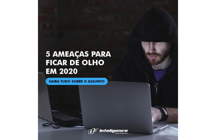 Cinco ameaças para ficar de olho em 2020