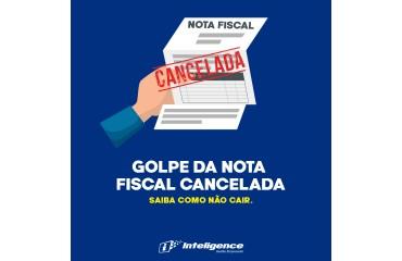 Saiba como não cair no golpe da nota fiscal cancelada