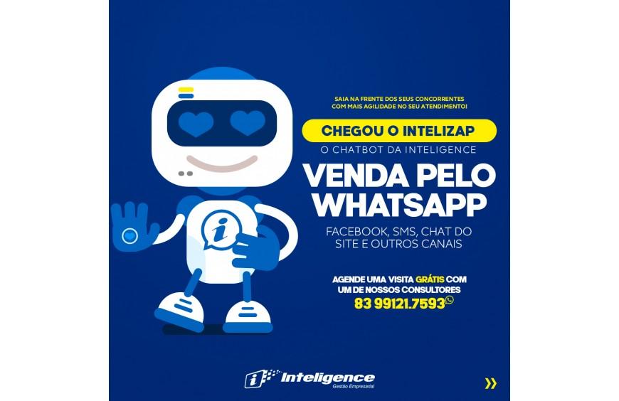 Chegou o INTELIZAP, o Chatbot da Inteligence