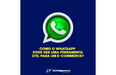 Como o WhatsApp pode ser uma ferramenta útil para um e-commerce?