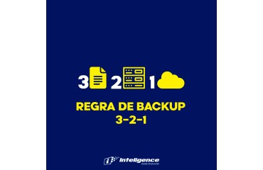 Regra de Backup 3-2-1