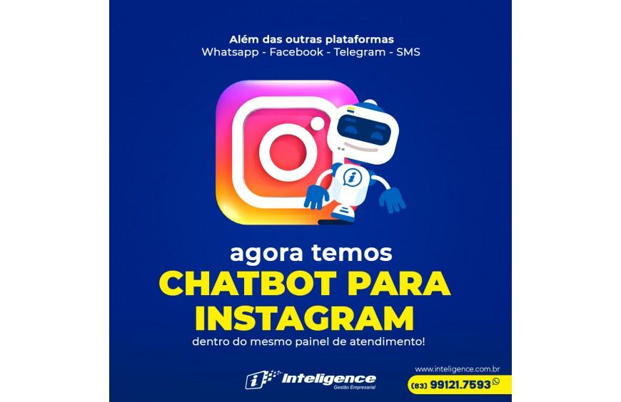 Chatbot para Instagram, uma realidade já disponível para você